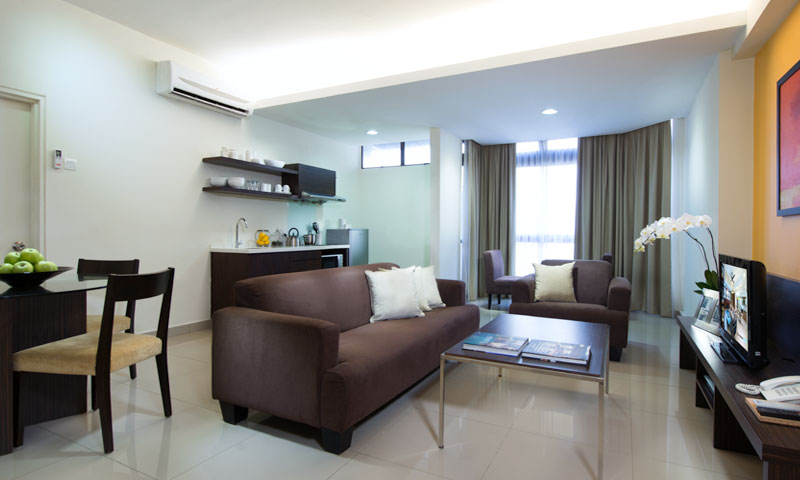 Each Junior 2 Bedroom Suite (1,436 Sq Ft) Comes With 2 Bedrooms And  Features A King Sized Bed, Twin Beds, 2 Bathrooms, Generous Living Space,  Kitchenette, ...
